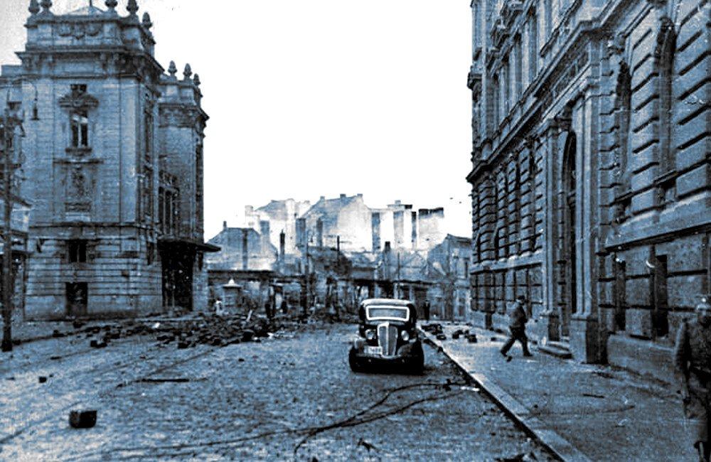 Bombardovanje Beograda i Aprilski rat 1941.