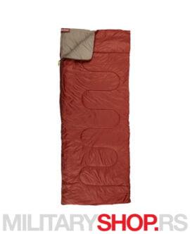 Skverna vreća za spavanje Norat crvena