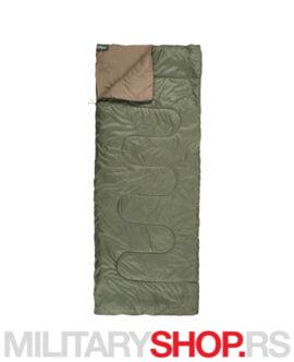 Vreća za spavanje kamperska Norat zelena