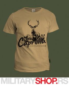 Kojot majica sa motivom srndaća Caprella