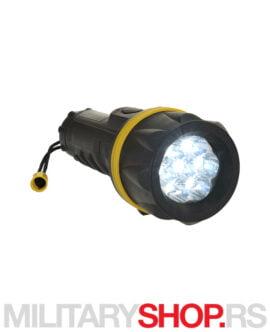 Baterijska lampa za majstore gumena Portwest PA60