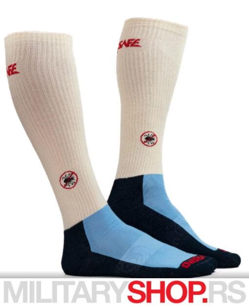 Trekking čarape protiv krpelja Oversafe