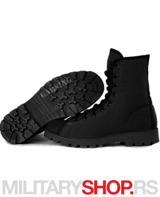 Letnje čizme crne boje Garsing Berkut New