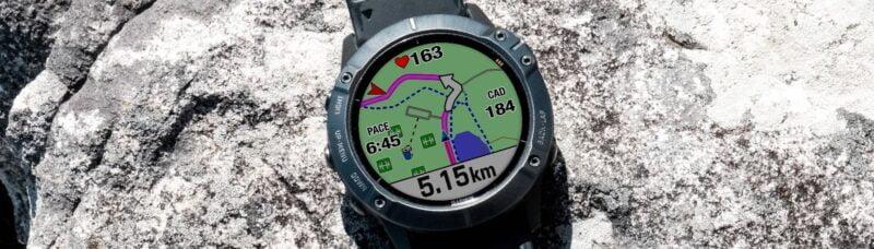GPS sat Garmin Fenix 6 PRO SOLAR