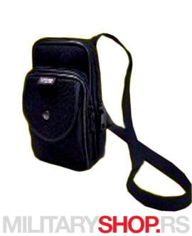 Protector torbica crna Neck Pack 2