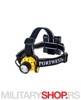 Planinarska lampa za glavu Portwest PA64