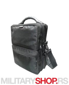 Poslovna crna torba Protector A4