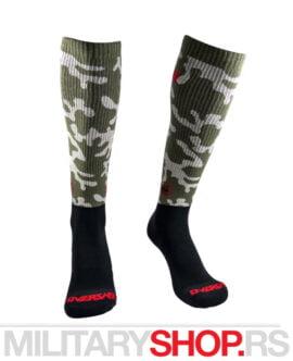 Maskirne čarape protiv insekata Oversafe Camo