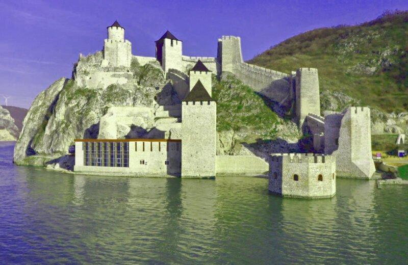 Sve što niste znali o Golubačkoj tvrđavi