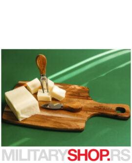 Daska i noževi za sir Parma