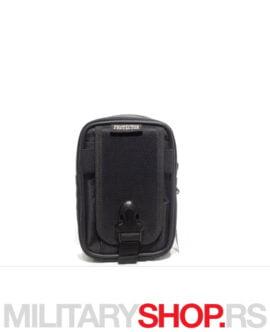 Mini torba crne boje Protector A6