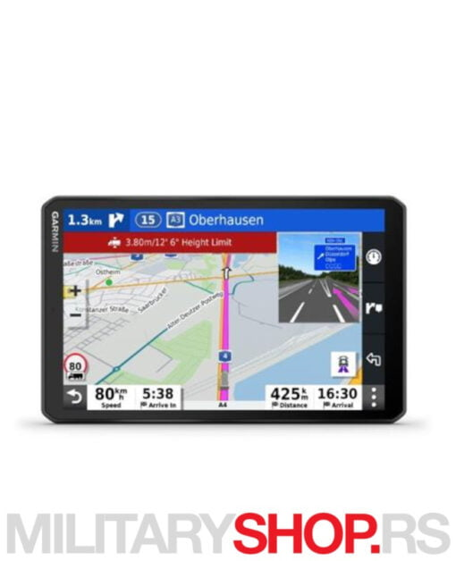 GPS za kamion Dezl LGV800 MT-D Europe