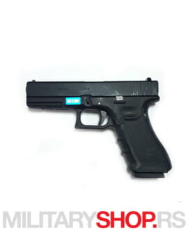 Airsoft replika WE Glock 17 Gen 4