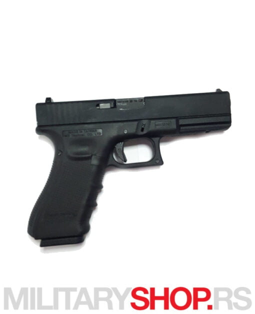 Airsoft pištolj WE Glock-18c Gen 4 GBB
