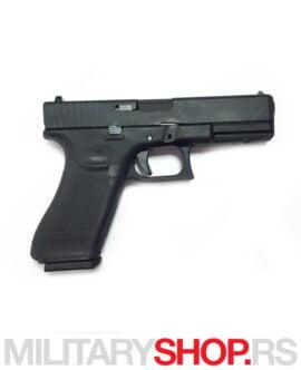 Airsoft na gas WE Glock 17 Gen-V