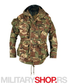 Maskirna jakna KombatUK SAS