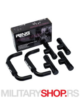 Ručke za sklekove Ring skleker RX PU1205