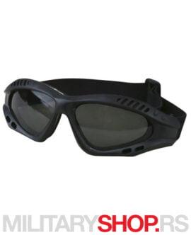 Zaštitne naočare crne KombatUK Spec-Ops Glasses