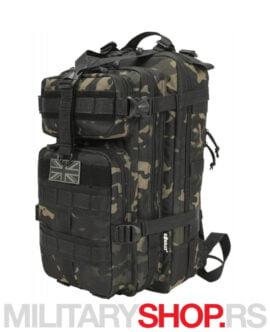 Tamno-maskirni ranac KombatUK Stealth Pack 25l