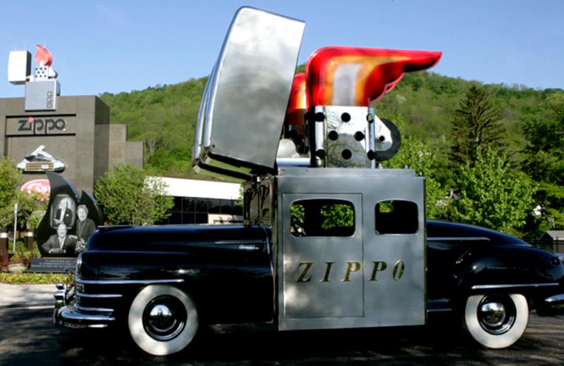 Muzej Zippo upaljača