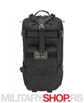 MOLLE ranac crni KombatUK Stealth Pack 25l