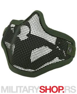 Zaštitna maska za airsoft KombatUK Olive
