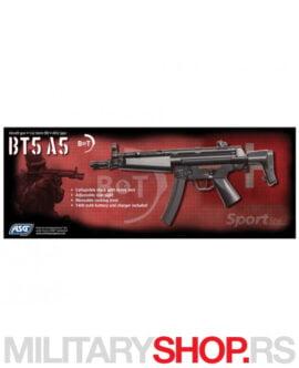 AEG airsoft puška BT5 A5 SportLine