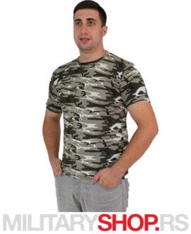 Maskirna majica od pamuka AMAZON