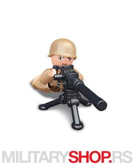 WWII Soldier Sluban B0582H vojnik
