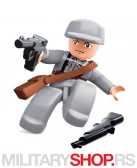 WWII Sluban B0582K figurica vojnika