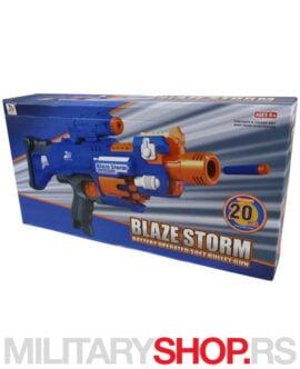 Igračka pištolj Blaze Storm Assault Blaster