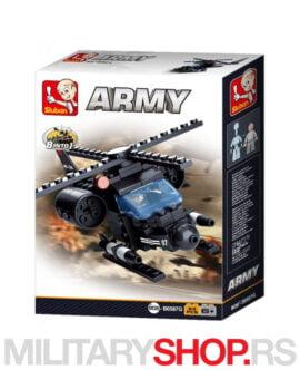 Army helikopter igračka Sluban B0587G