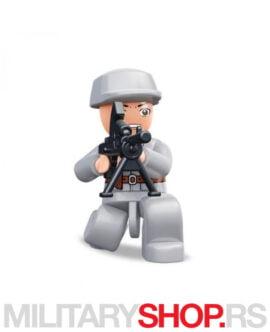 WWII B0582L figurica vojnika Drugi svetski rat