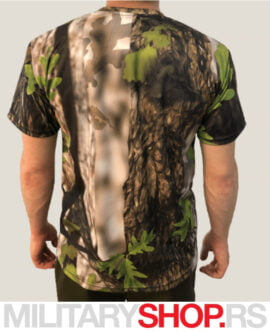 Aktivna majica Caprella premium veparpredstavlja funkcionalnu majicu izrađenu od brzo osušivog poliestera.