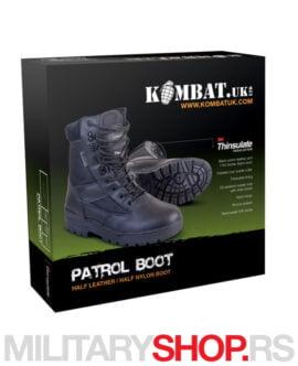 Kožne taktičke čizme KombatUK Patrol