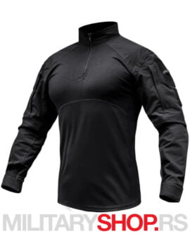 Taktička crna košulja Armoline UBACS 2.0