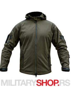 Softshell aktivna jakna Armoline Urban Scout zelena