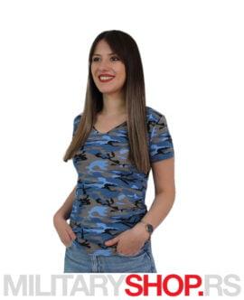 Ženska majica sa V izrezom More