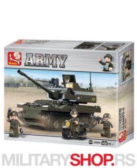 Sluban B9800 Battle Tank igračka