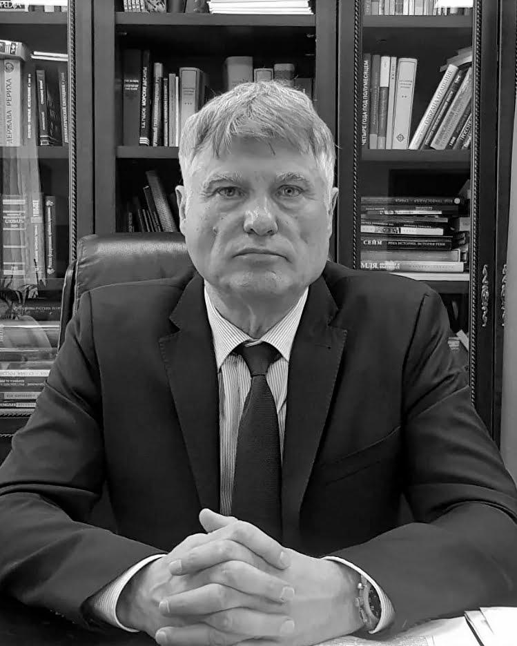 Iznenadna smrt Miroslava Lazanskog