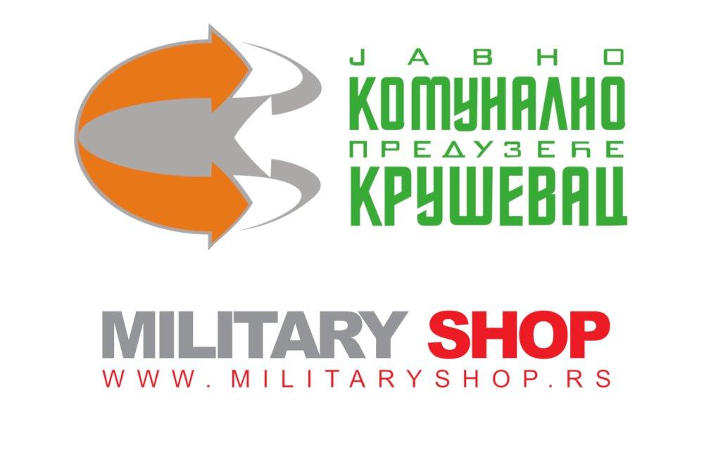 JKP Kruševac i MilitaryShop potpisali kupoprodajni ugovor 28.07.2021.