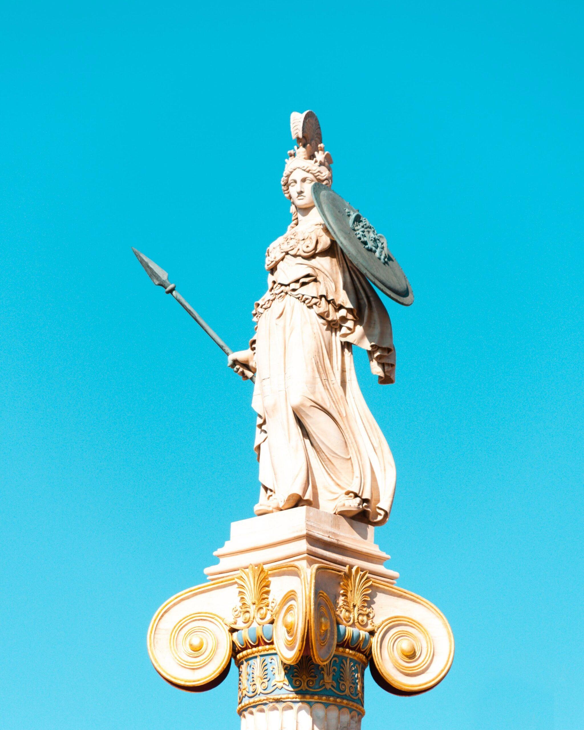 Snažana I Antička Vojska Drevne Atine