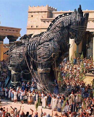 Urok I Posledice Trojanskog Rata